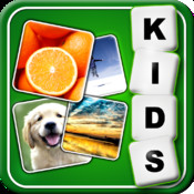 Pic Quiz: for Kids Edition - Can you guess what`s the word?