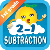 Subtraction for 1st grade