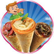 Cone Pizza Maker - Lets cook delicious italian food in this crazy kitchen cooking & baking game