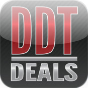 Daily Deal Tips - Get Wag Jag, Groupon, Buytopia, Deal Ticker, Living Social & More Deals In One App appoday free app deal day