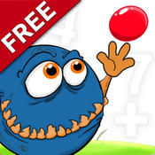 Monster Math - Free Fun Math Game for Grades 2-5