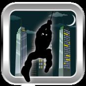Superhero Fly - Fly through buildings and help superheroes escape