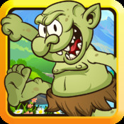 Clash of Trolls Lost Treasure of Troll Island: Find it if you can