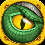 Dragon Blood – kingdom defense matching game