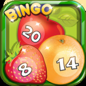 Fruit Bingo Blitz - Free Bingo games for kids