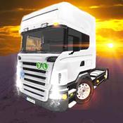 A Real Truck Driving Simulator Race - Realistic Sim Test Drive Free Car Racing Games