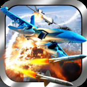 Air Drone Combat FREE - Military Jet Fighter Aircraft Battle Simulation