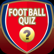 Football Quiz - Arsenal / Gunners Shirt and Player Game