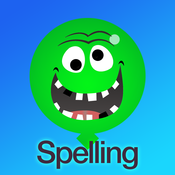 Crazy Balloons - Spelling - Easily Teach word sounds, and their spelling in this fun accessible game for everyone. spelling