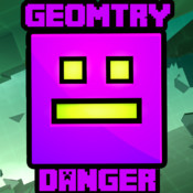 Geometry Danger - The most dangerous square in the world