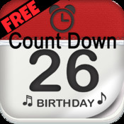 Countdown Reminder Free - Birthday Event Count down + Reminder Alert Using Facebook.