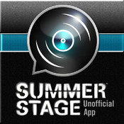 Rock Lobby: Unofficial SummerStage App