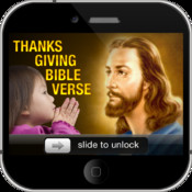 Thanksgiving Bible Verse-Wallpaper for iPhone/iPhone5/iPad/iPad mini
