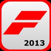 F1™ Calendar 2013