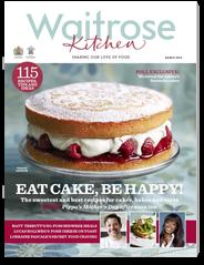 Waitrose Kitchen country magazine