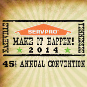 SERVPRO Convention 2014