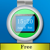 Daily Talking Watch Free