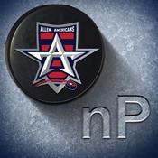 Allen Americans Air Hockey americans