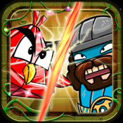 A Clash of Ninjas and Diamond Birds: Temple Blitz Free super football clash 2 temple