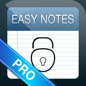 Easy Notes Locker Pro – Keep Your Private Notes Password Protected notes