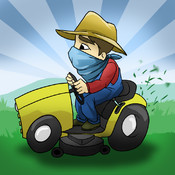 Lawn Mower Simulator Rush: A Day on the Family Farm