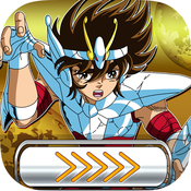 Lock Screen Designer Manga & Anime Wallpapers For Saint Seiya Themes