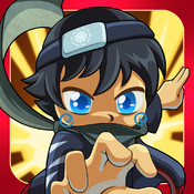 A Ninja Clash : The Temple of Diamond Defense HD Free super football clash 2 temple