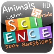Animals Learn Science - Fifth Grade