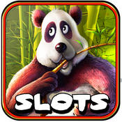 Breakaway panda featured in Glorious Bamboo forest - Slots! featured