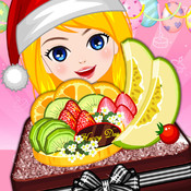 Christmas Cake Chef - Cooking & Baking & Decorate & Makeover
