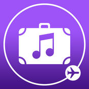 MUSIC.WITH.ME – Offline Music Player, Device Space Saver & Audio Streamer for Cloud Storages