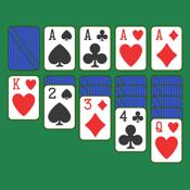 Solitaire - Classic Card Game, Klondike (Turn Three)
