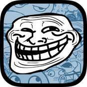 Insta Rage Me - Funny Photolab With Meme Head Or Comic Face Sticker and Text Editor For Facebook And Messenger facebook sticker translator