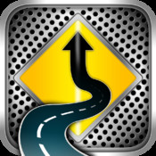 iWay GPS Navigation for iPad - Turn by turn voice guidance with offline mode voice guided turn