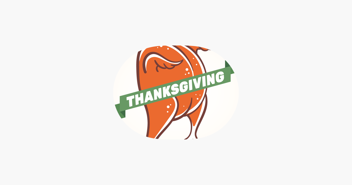 Thanksgiving Stickers · Pack 2