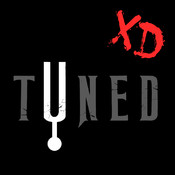 Tuned XD - Singers & Guitarists Tuner + Multitool for iPad