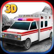 Ambulance 911 Rescue Simulator - Emergency Rush for Hospital Patients