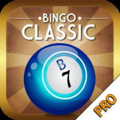 Bingo Classic Pro - Play Online Bingo Games with Multiple Bingo Cards!