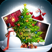 Christmas cards ready to send your relatives and friends for Wallpaper, Lock Screen, Background