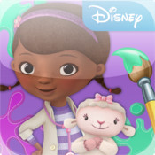Doc McStuffins Paint and Play