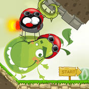 Fruits Ride Bugs Multiplayer fight Race Game fight fruits mania