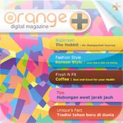 Orange Plus Edisi Akhir Tahun 2012