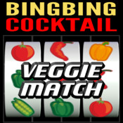 BINGBING Cocktail Veggie Match