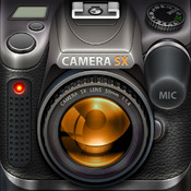 Camera SX Pro : Photo with Sound