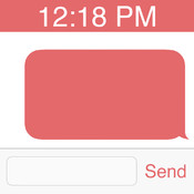 Color Messages for iOS 7 - Create Custom Text Messages!