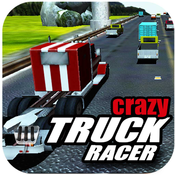 Crazy Truck Racer - New 3D Racing Game