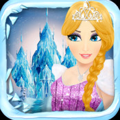 Ice Princess Doll House - Design & Decorate teenage room theme