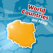 Location Maps Of The World Countries Quiz
