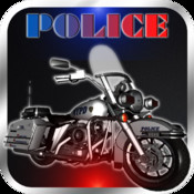Xtreme Police Moto Racer Chase Smash 3D