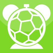 Alarm Clock Soccer – Your digital wake-up clock of football sounds